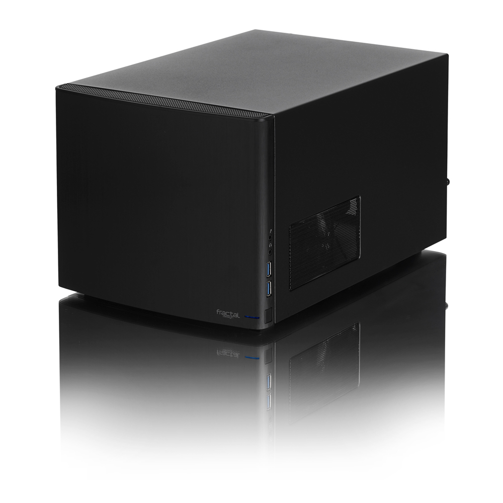 Building a Mini-ITX NAS? Don't buy a Silverstone DS380 case  « Just