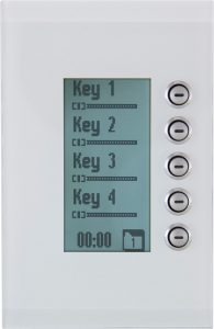 Clipsal C-Bus light switch