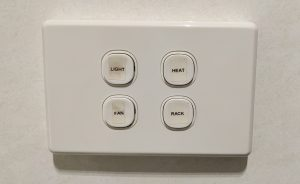 Bathroom Light Switch  (Dumb Mode)