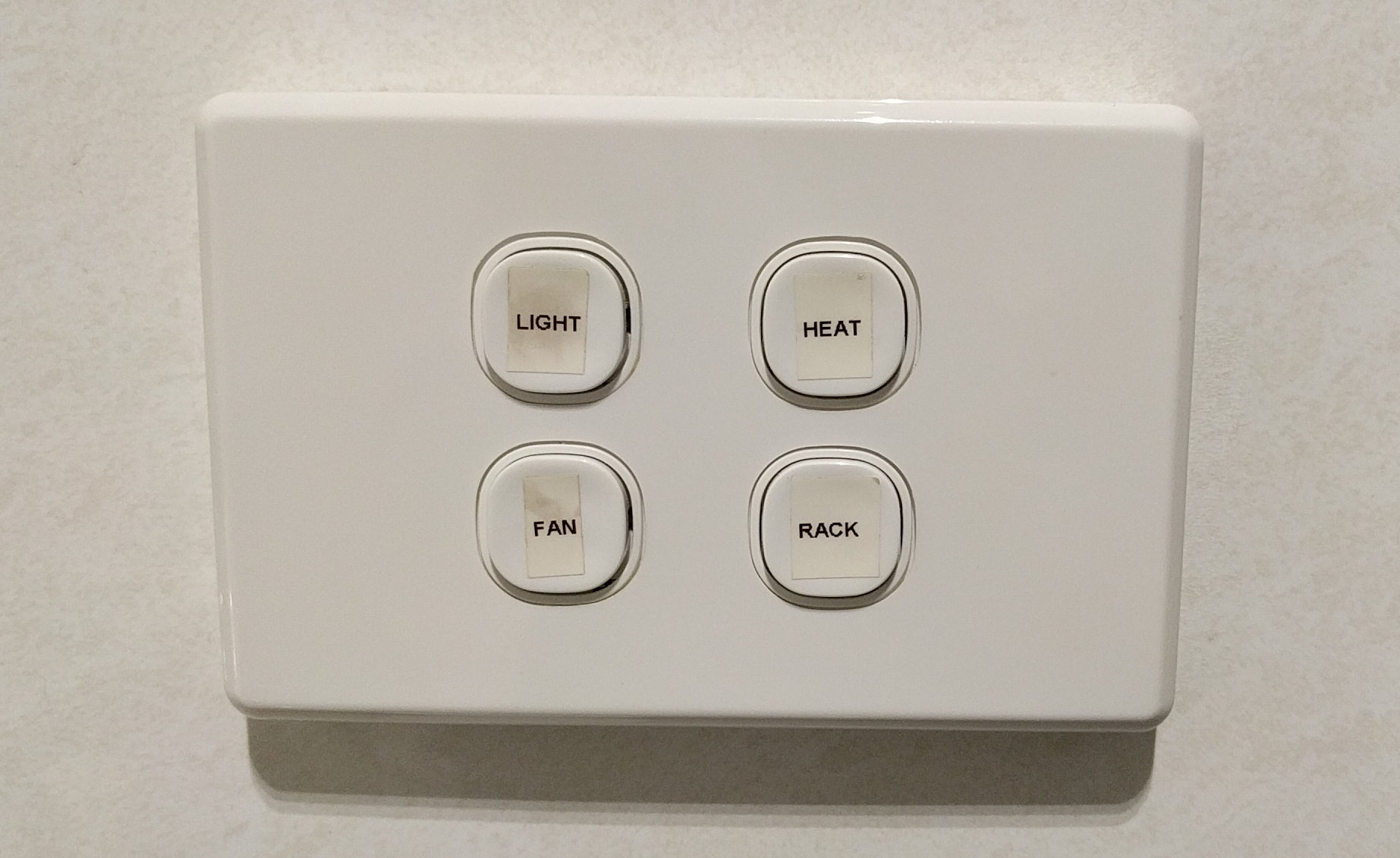My Custom Open Source Home Automation Project Part 3 Roll Out Mini Pir Motion Sensor Switch W Built In Timer Switches Relays Bathroom Light Dumb Mode