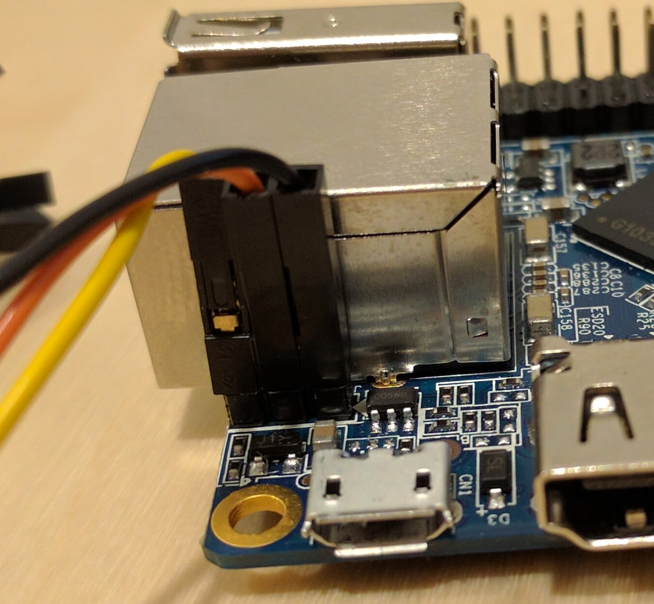 Building and Booting Upstream Linux and U-Boot for Orange Pi One ARM